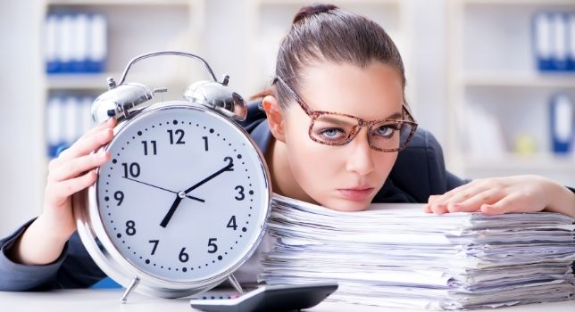 Time Management For Working Moms