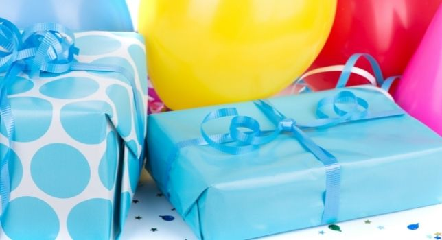 Birthday Gift - Birthday Party Ideas for Kids In Summer
