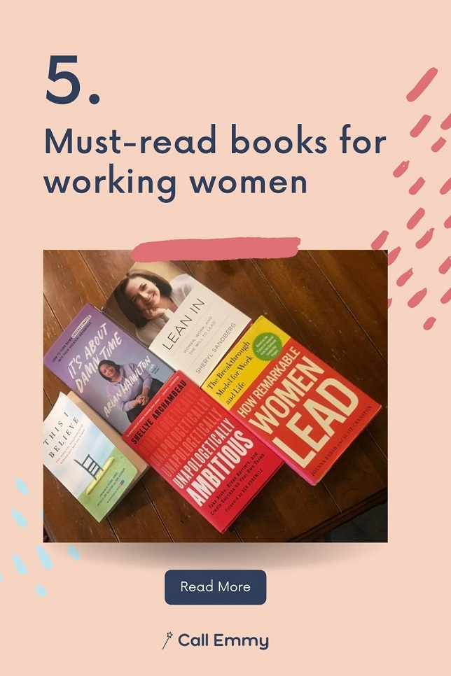Books For Working Women