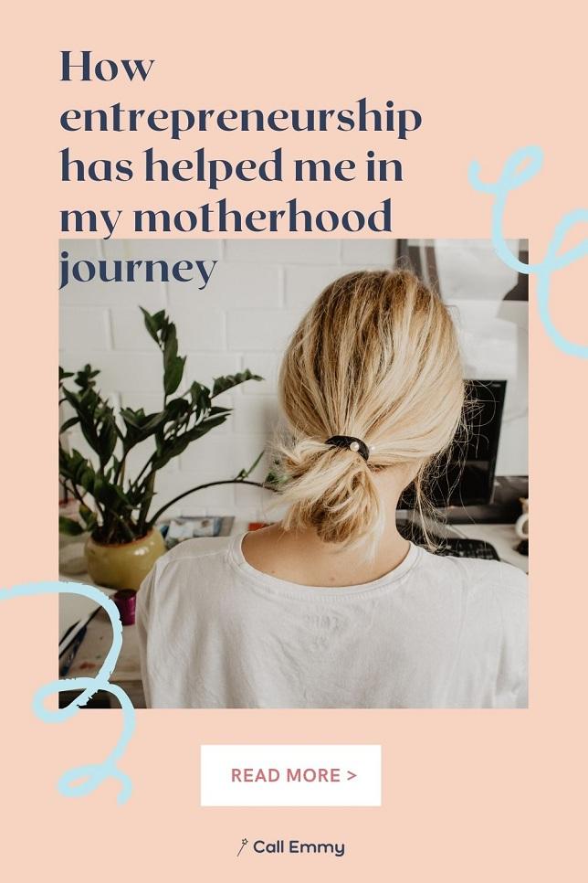 Entrepreneurship And Motherhood
