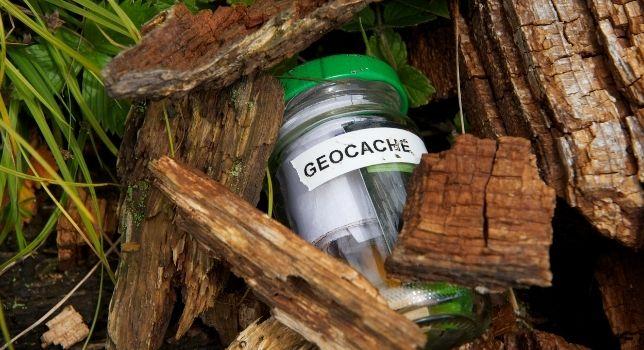 Geocaching - Summer Birthday Party Ideas