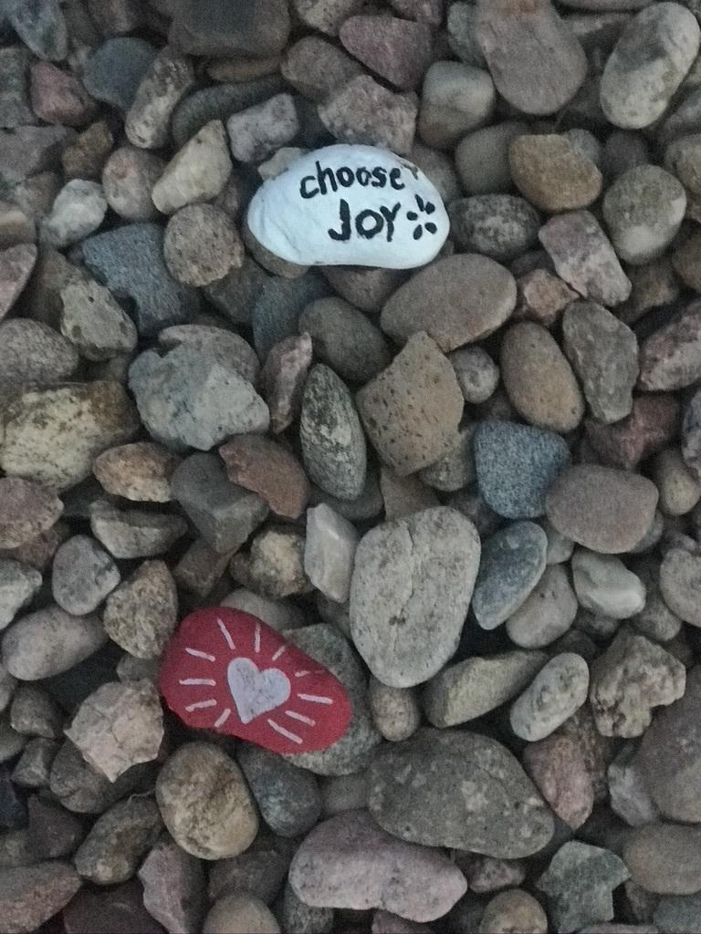 Paint Rocks