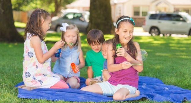 Screen-free Summer Activities For Kids