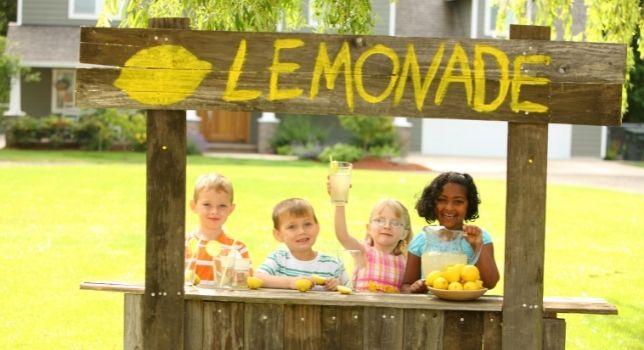 Teaching Kids Entrepreneurship